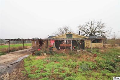 Jackson Parish Single Family Home For Sale: 3341 Okaloosa Road