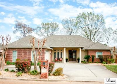 Monroe Single Family Home For Sale: 220 Frenchmans Bend Place