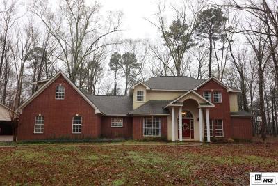 Monroe Single Family Home Active-Pending: 304 Jerry Garlington Road