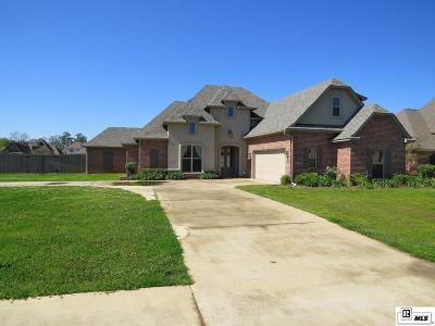 Monroe Single Family Home For Sale: 201 Medalist Street