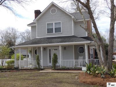 Monroe Single Family Home For Sale: 3525 Tilford Circle