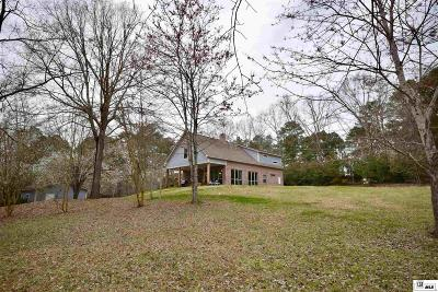 Ruston Single Family Home For Sale: 1700 Corley Street