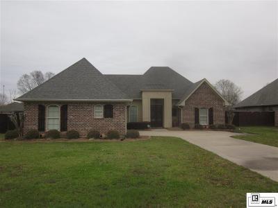 Monroe Single Family Home For Sale: 214 Barker Drive