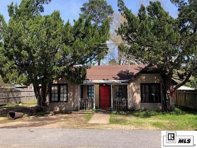 Monroe Multi Family Home For Sale: 1404 N 7th Street