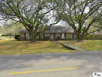 Monroe Single Family Home For Sale: 404 Fortune Drive