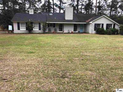 Ruston Single Family Home For Sale: 200 E Woodhaven Road