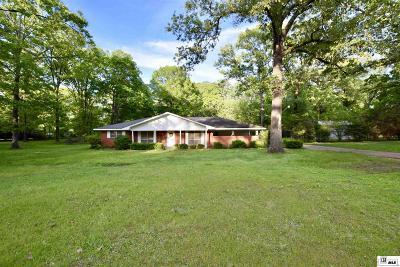 Single Family Home For Sale: 9378 Pridgeon Street