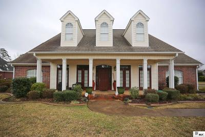 Single Family Home For Sale: 811 Hodge Watson Road