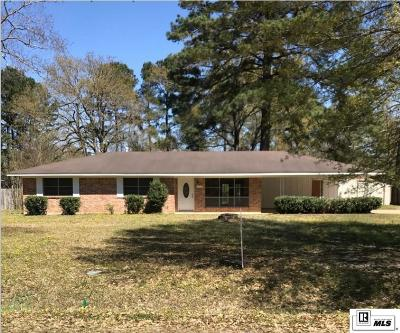 Single Family Home For Sale: 602 Walters Street