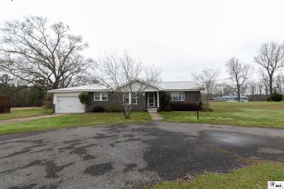 West Monroe Single Family Home Active-Pending: 286 Leon Blakeney Road