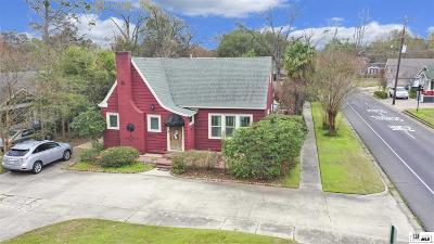 Monroe Single Family Home For Sale: 600 Glenmar Avenue