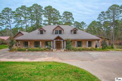 West Monroe Single Family Home For Sale: 109 Yellowwood Drive