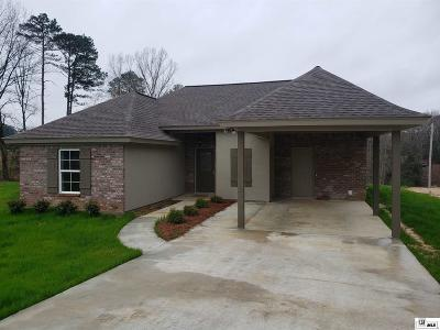 Single Family Home For Sale: 101 Craft Road