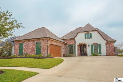 Single Family Home For Sale: 402 Turtle Crossing