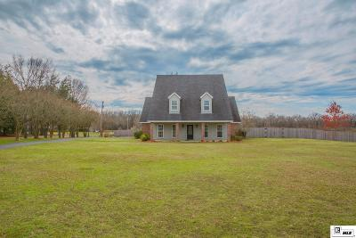 Single Family Home For Sale: 1224 Finks Hideaway Road