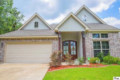 Single Family Home For Sale: 639 Forty Oaks Farm Road