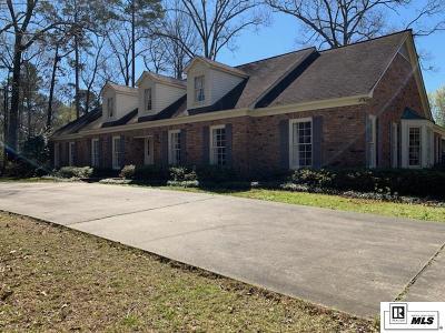 Single Family Home For Sale: 1802 Pinehurst Drive