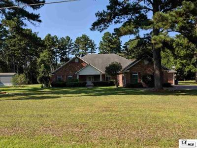 Single Family Home For Sale: 548 Morgan Hare Road