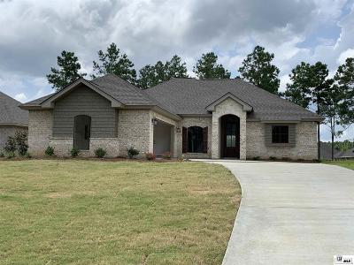 Ruston Single Family Home For Sale: 130 Buck Meadow