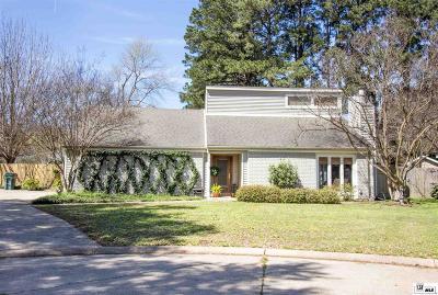 Monroe Single Family Home Active-Pending: 2317 Valencia Boulevard