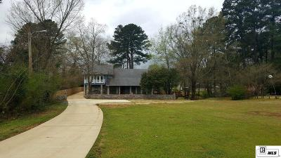 Ruston Single Family Home For Sale: 803 Ponder Street