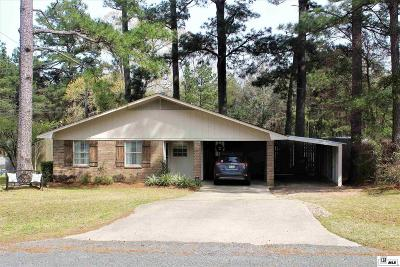 West Monroe Single Family Home New Listing: 101 Valley Hill Drive