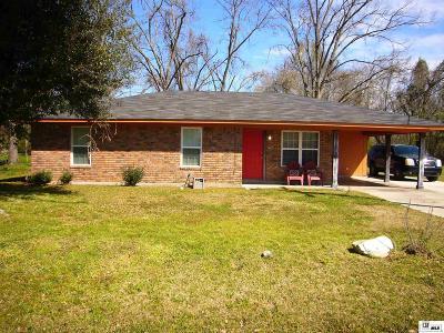 Single Family Home For Sale: 112 Van Buren Drive