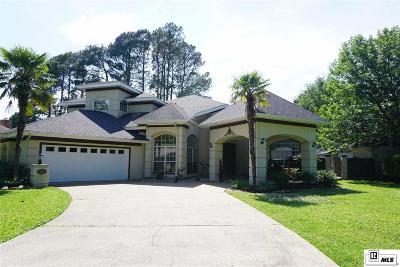 Monroe Single Family Home New Listing: 2705 Bayou Lane