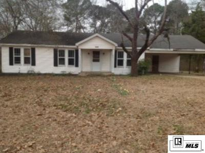 Single Family Home For Sale: 1503 Brendle Drive