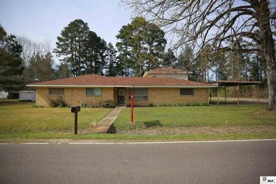 West Monroe Single Family Home New Listing: 100 Lashay Drive