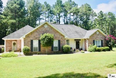 Ruston Single Family Home For Sale: 113 Yellow Pine Drive