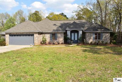 West Monroe Single Family Home Active-Pending: 916 Hicks Street