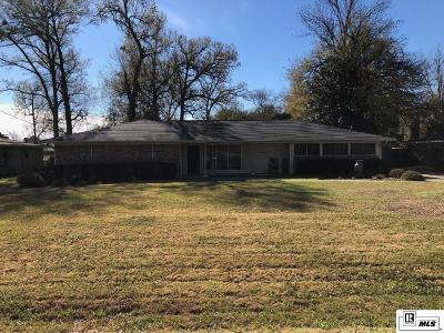 Monroe Single Family Home New Listing: 1402 Glenmar Avenue