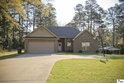 Ruston Single Family Home New Listing: 907 S Maple Street