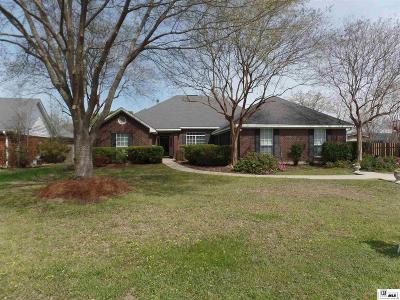 Monroe Single Family Home New Listing: 2805 W Deborah Drive
