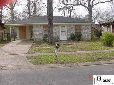 Monroe Single Family Home New Listing: 108 Arthur Circle