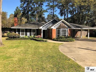 Monroe Single Family Home Pending Continue To Show: 1011 Milton Street
