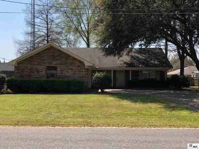 Monroe Single Family Home New Listing: 2806 Lasalle Street