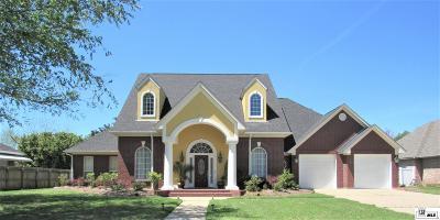 Monroe Single Family Home New Listing: 3 Afton Villa