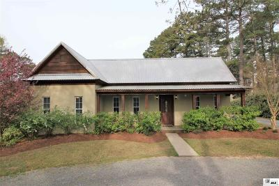 West Monroe Single Family Home New Listing: 739 Johnson Road