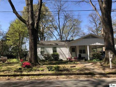 Monroe Single Family Home For Sale: 3202 Gordon Avenue