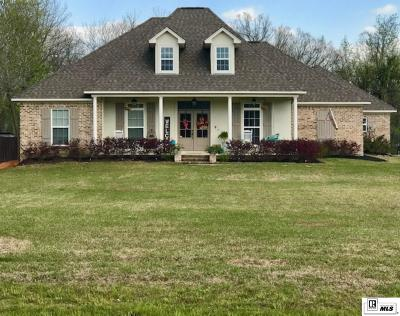 Monroe Single Family Home For Sale: 123 Brook Orchard Boulevard