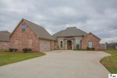 Monroe Single Family Home For Sale: 516 Bunker Lane