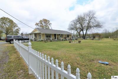 Monroe Single Family Home For Sale: 227 Moore Road