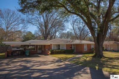 Monroe Single Family Home Active-Pending: 1802 Emerson Street
