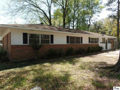 Monroe Single Family Home For Sale: 1600 West Avenue