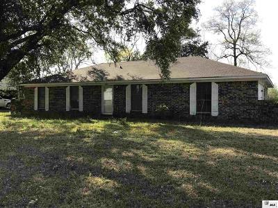 Monroe Single Family Home Pending Continue To Show: 2602 Sunnyside Drive