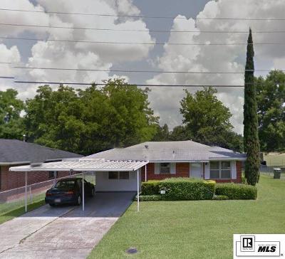 Monroe Single Family Home For Sale: 1505 Dilling Street