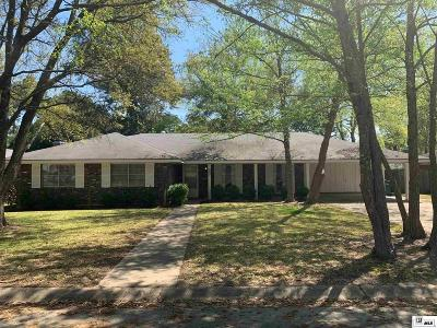Monroe Single Family Home For Sale: 2402 Emerson Street