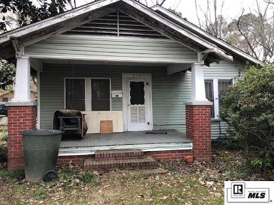 Ruston Single Family Home For Sale: 612 Tech Drive
